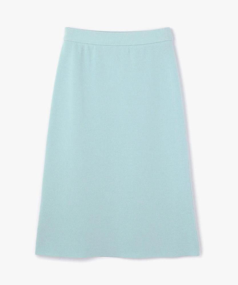ミラノリブ セミタイトスカート