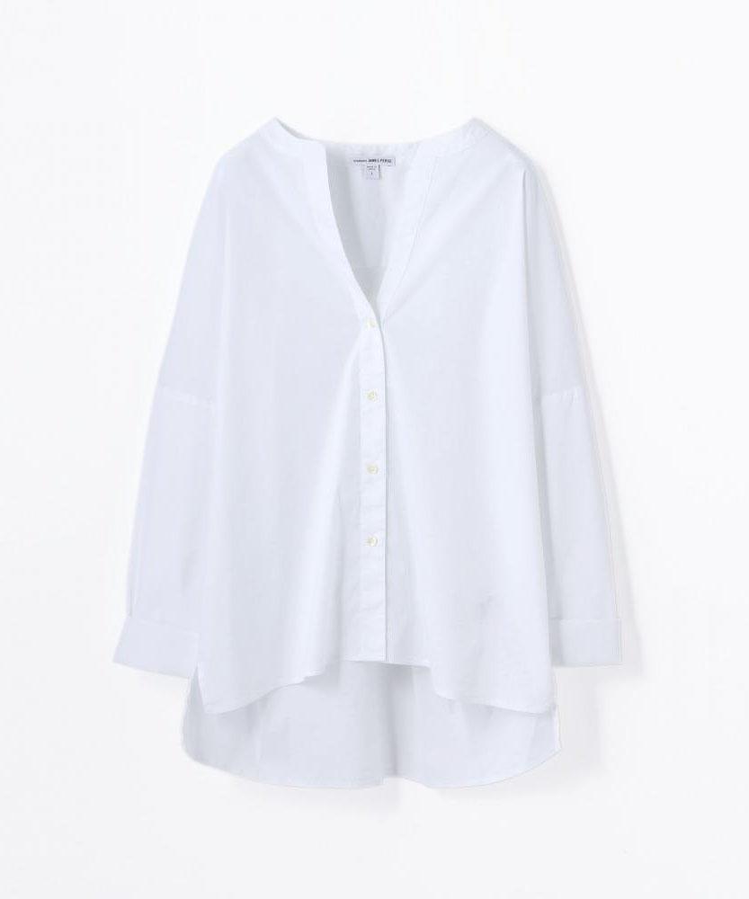 ドロップショルダーシャツ WUZ3690