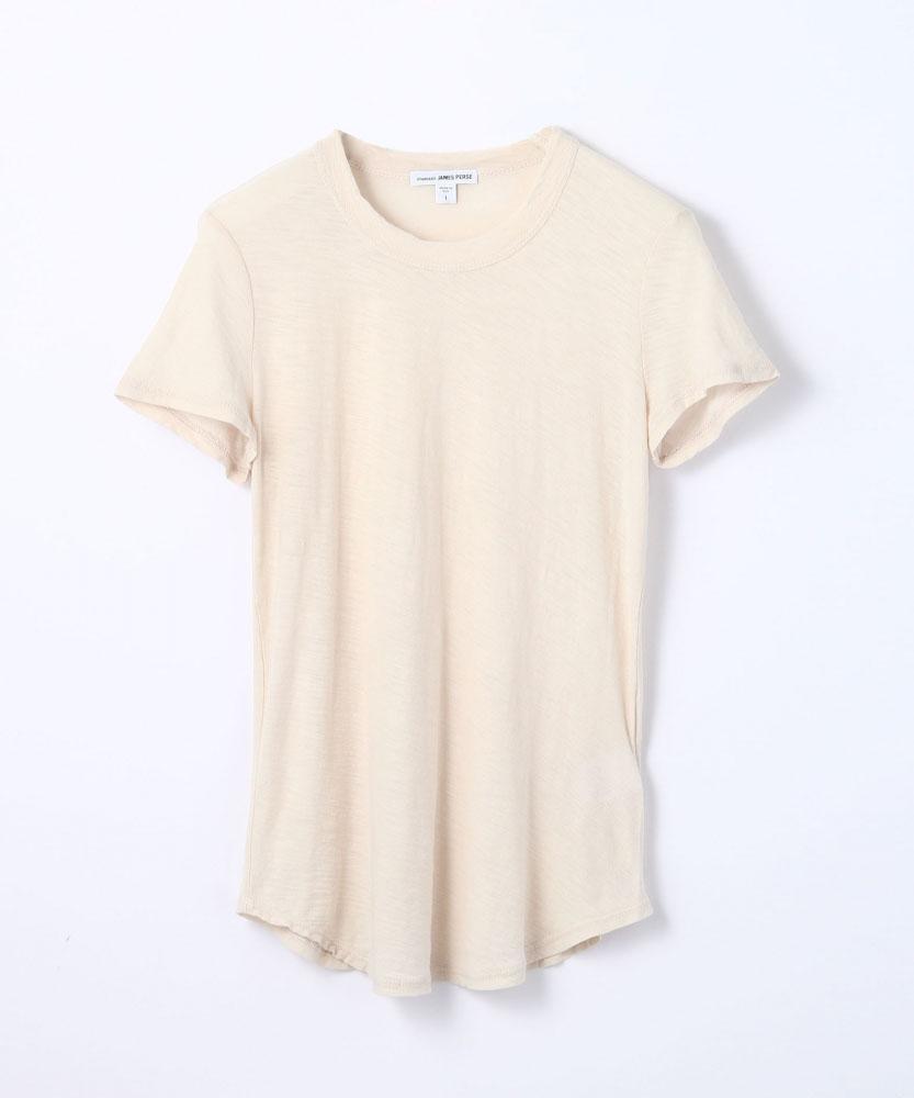 スラブクルーネックTシャツ WUA3037