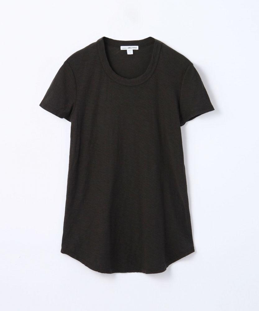 スラブ クルーネックTシャツ WUA3037
