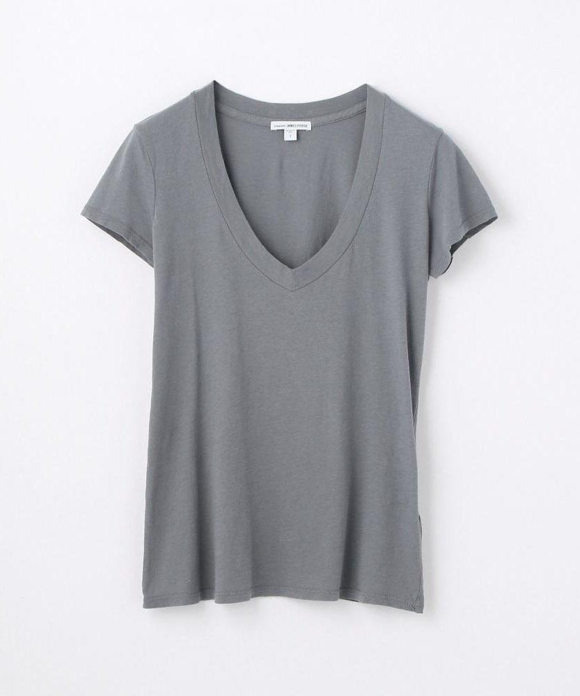 ベーシック VネックTシャツ WMJ3930