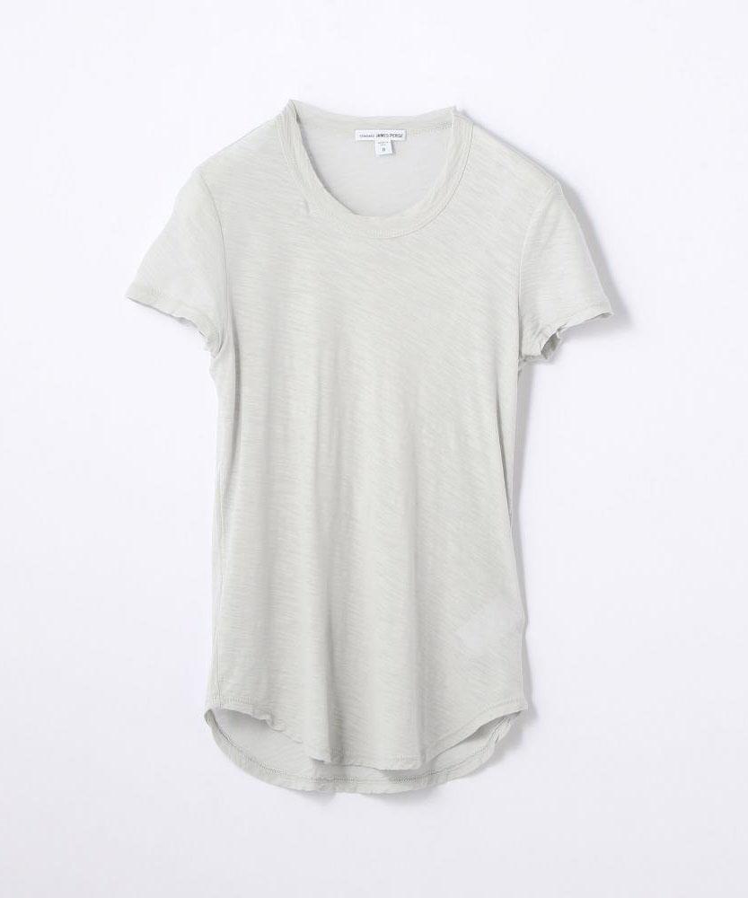 スラブ クルーネック Tシャツ WUA3037