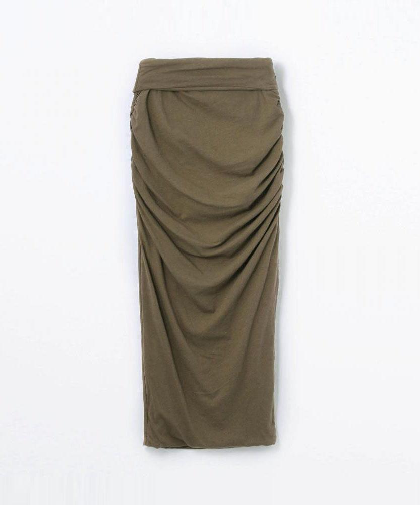 ギャザーチューブスカート WJE5873