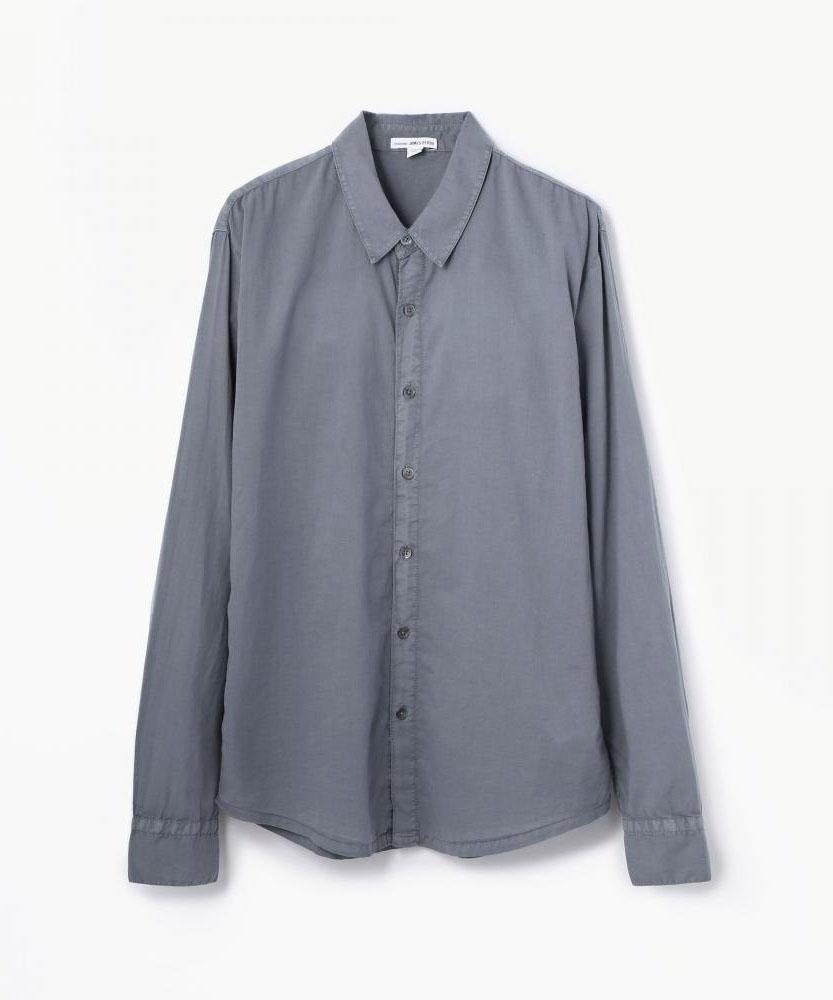 コットン スタンダードシャツ MLC3408