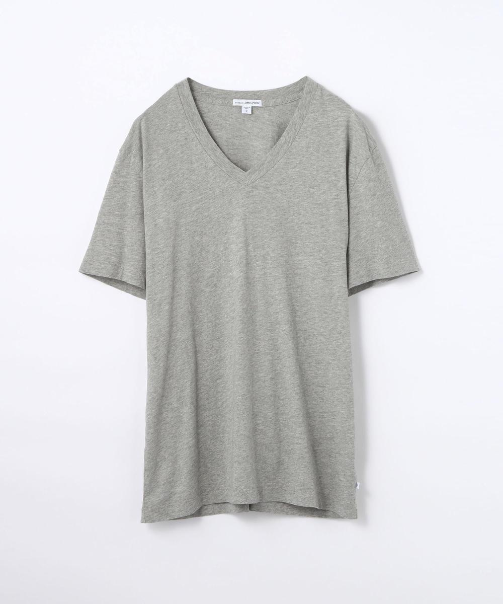 ベーシック VネックTシャツ MHE3352