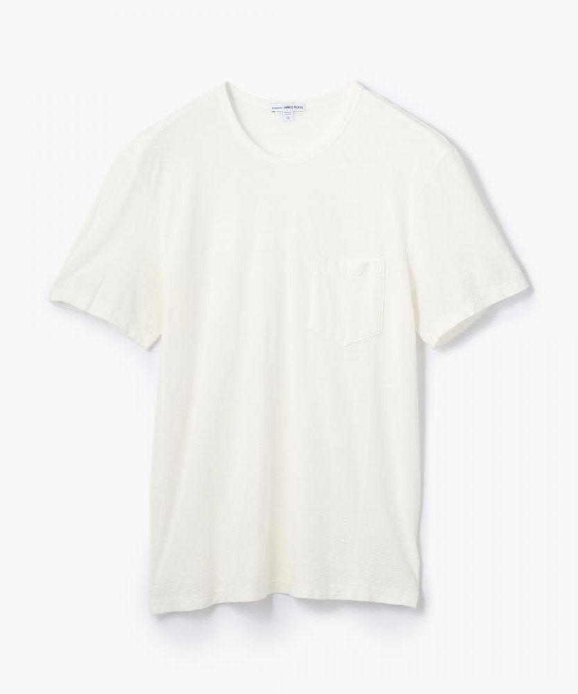 コットンリネンポケットTシャツ MYH3005