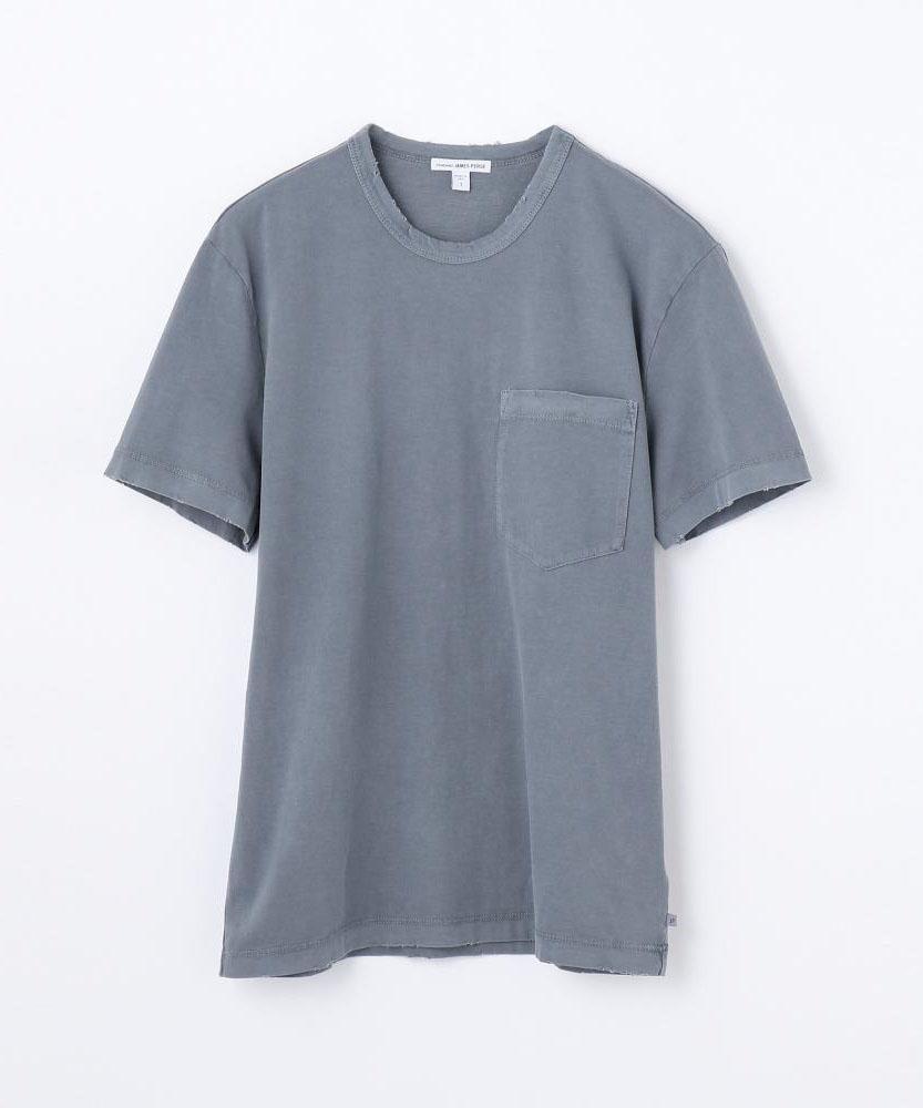 コットン ポケット付きTシャツ MSX3349G