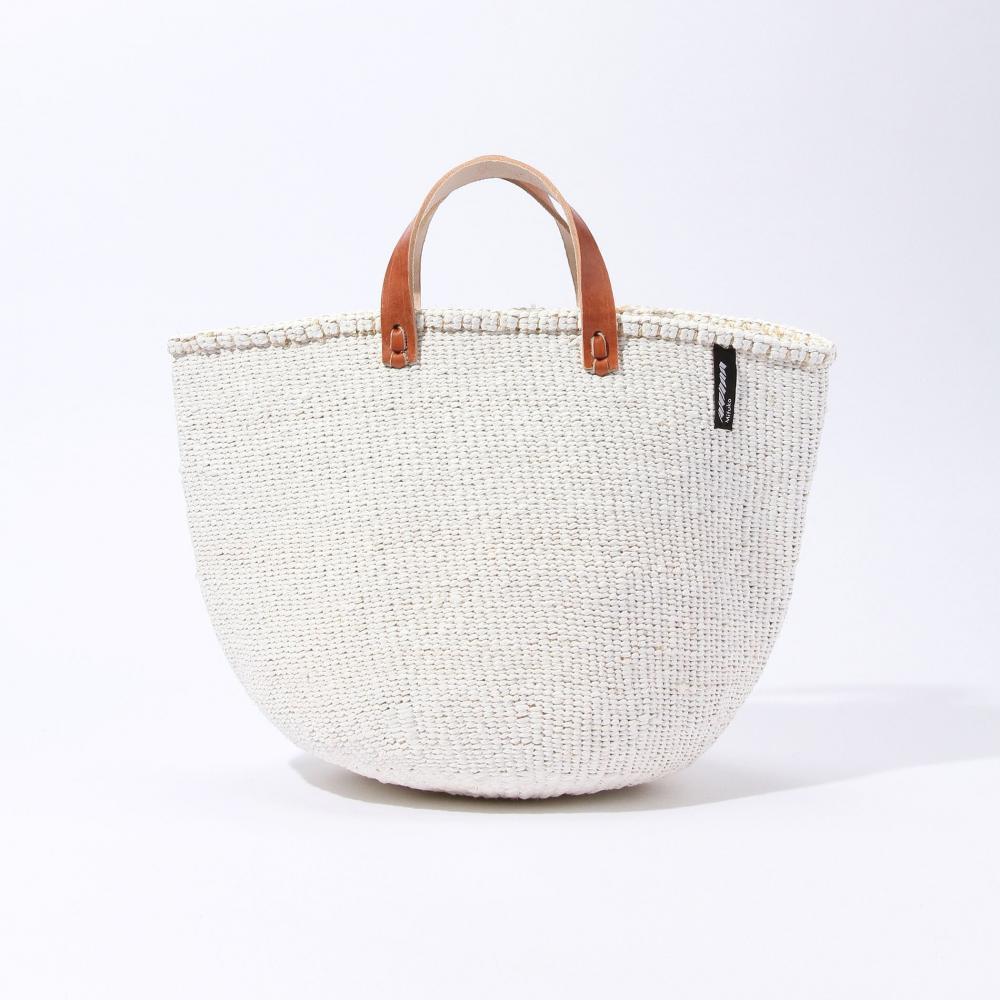 Mifuko サイザルカゴバッグ