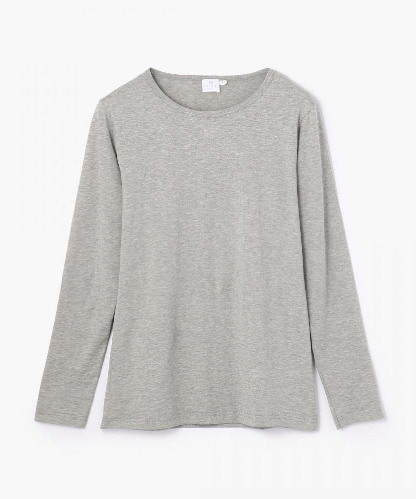 SUNSPEL Q82 クルーネック長袖Tシャツ