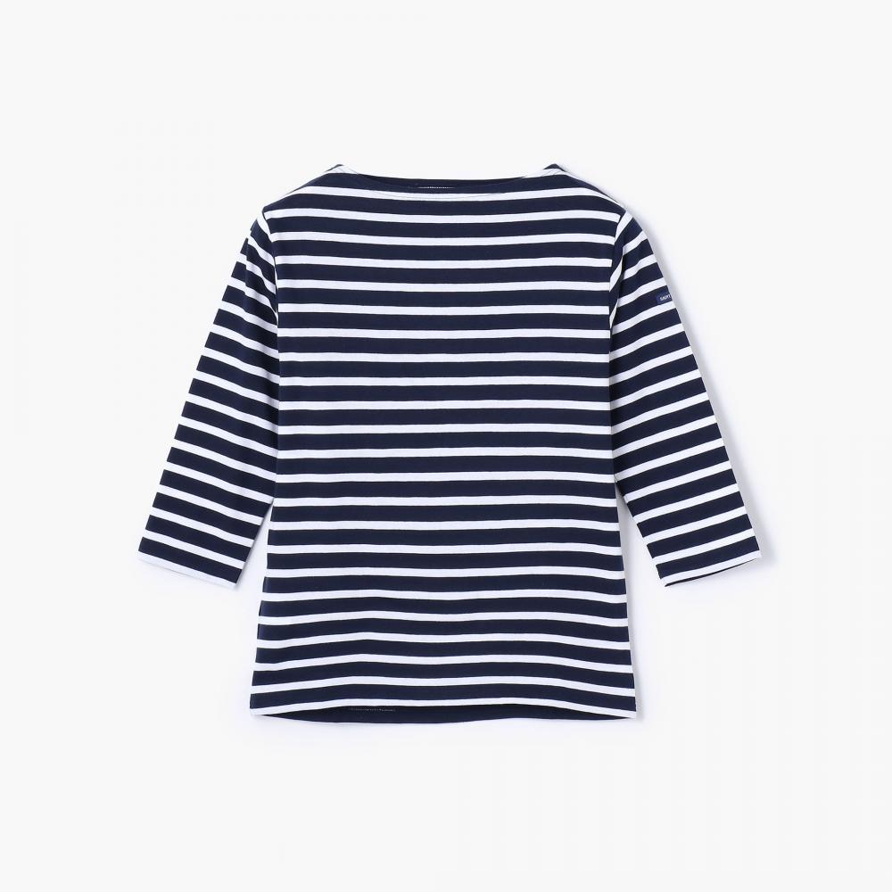 SAINT JAMES MORLAIX7分袖Tシャツ