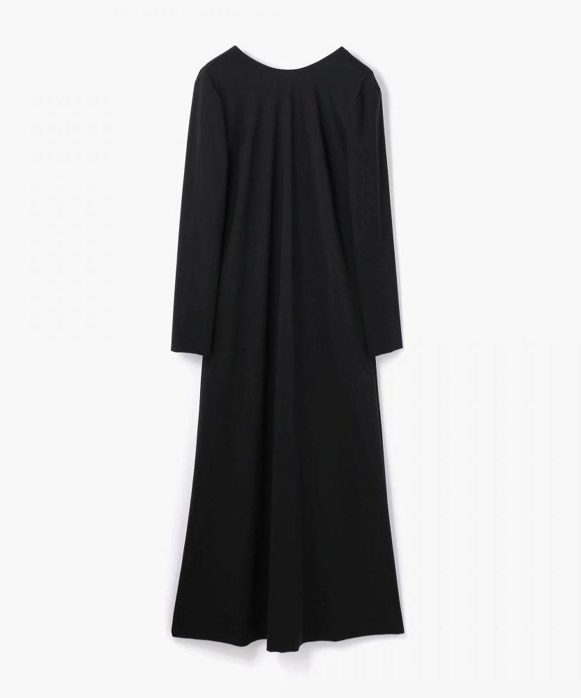 THE DRESS BY FLICKA マキシ丈ワンピース