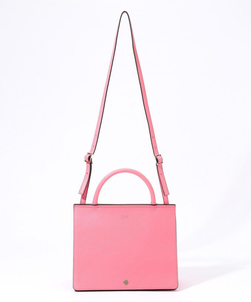 OAD NEW YORK PRISM SATCHEL TOTE レザーバッグ