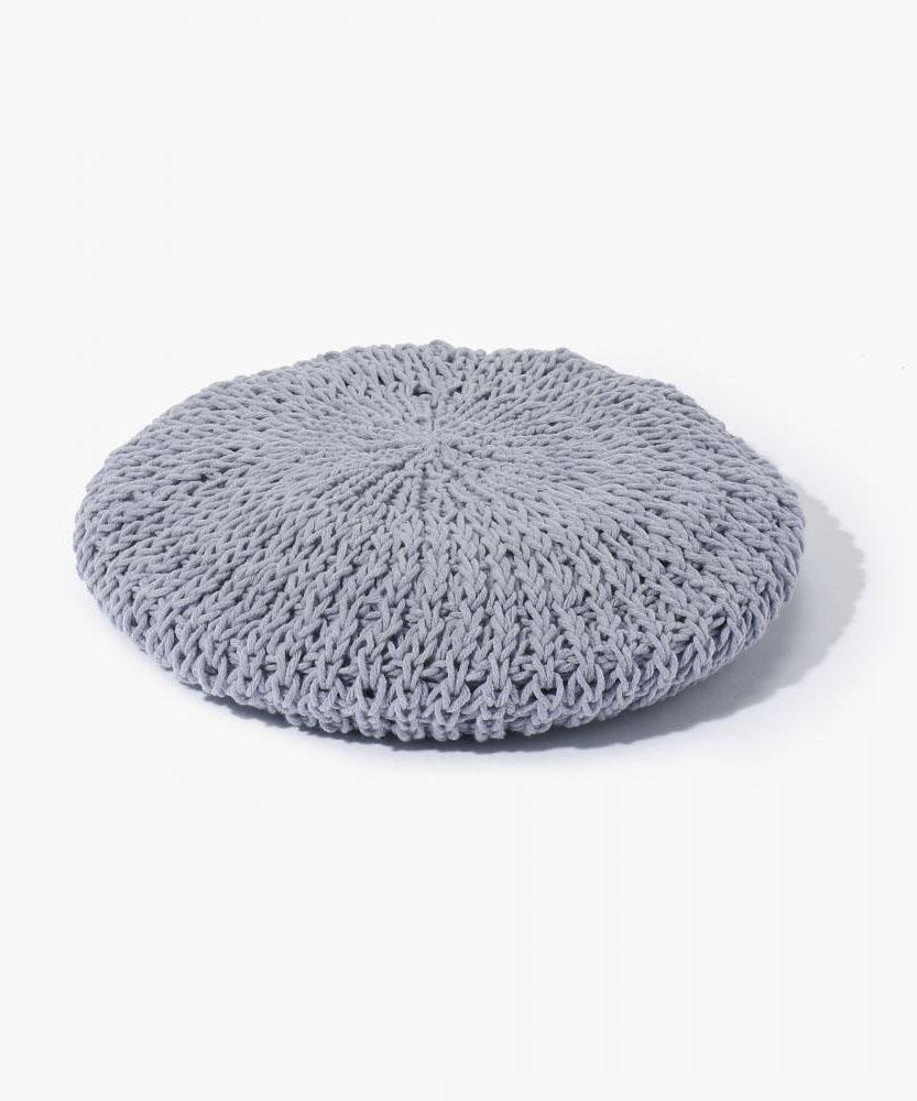 La Maison de Lyllis ニットベレー帽