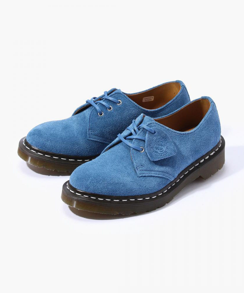 Dr.Martens MIE 1461 3 EYE SHOE SUEDE レースアップシューズ