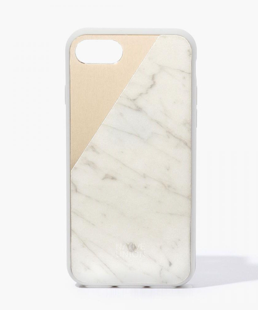 NATIVE UNION CLIC MARBLE iPhone7ケース