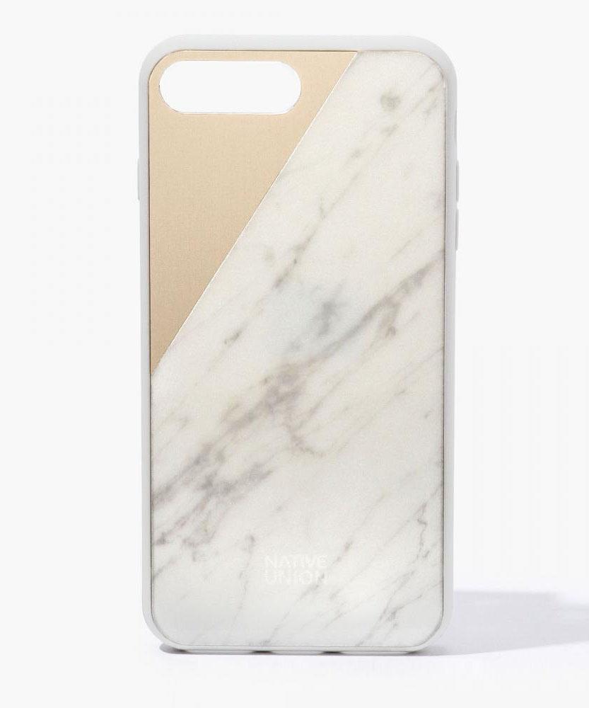 NATIVE UNION CLIC MARBLE iPhone7+ケース