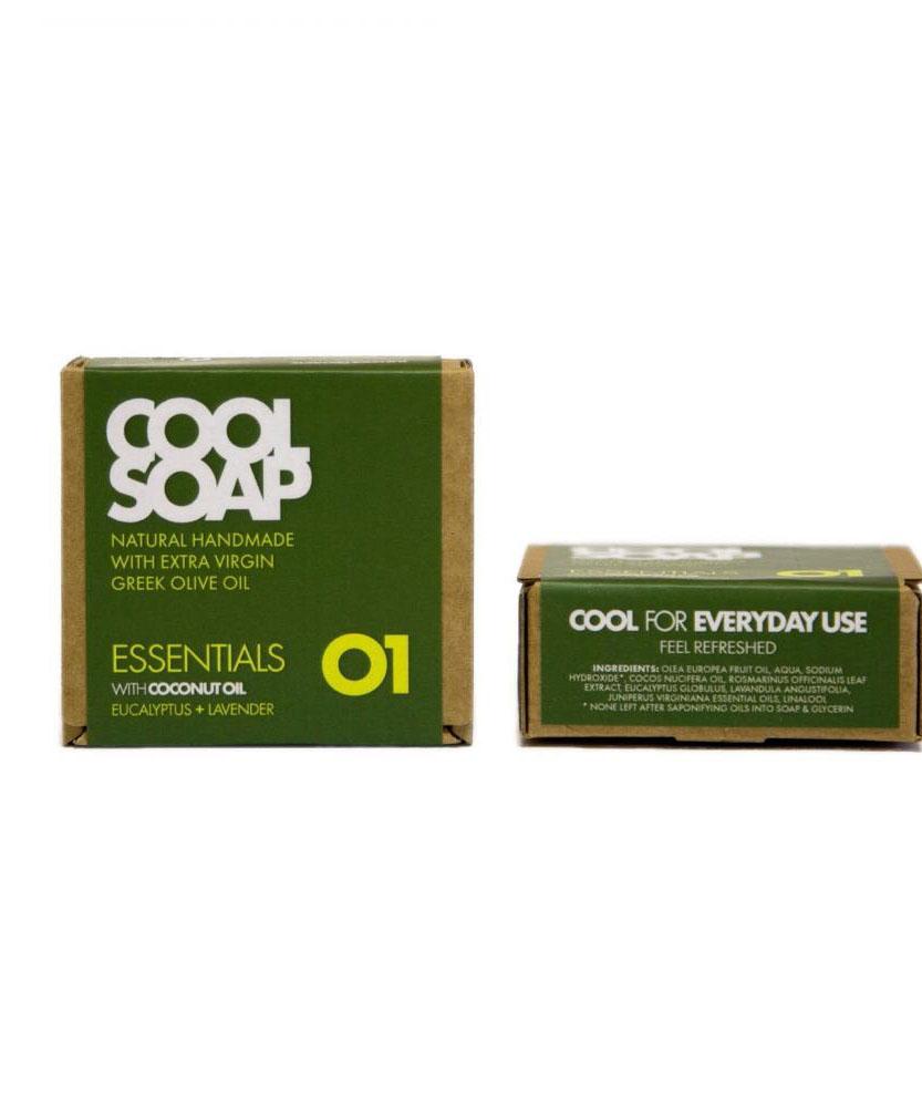 COOL SOAP エッセンシャルソープ