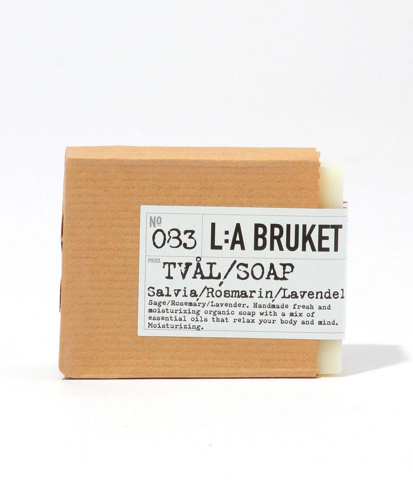 L:A BRUKET  リラックスソープ