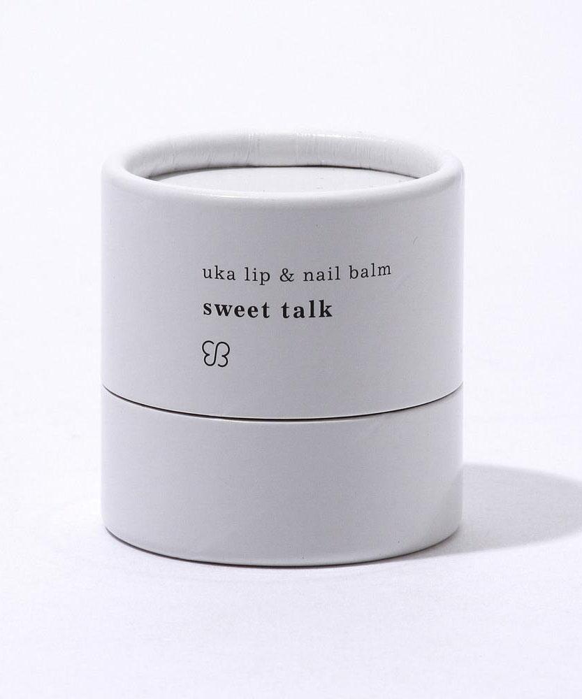 uka lip & nail balm sweet talk