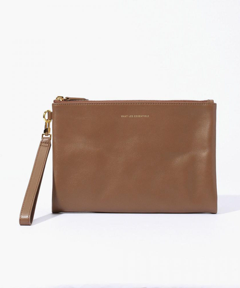 WANT LES ESSENTIELS Barajas クラッチバッグ