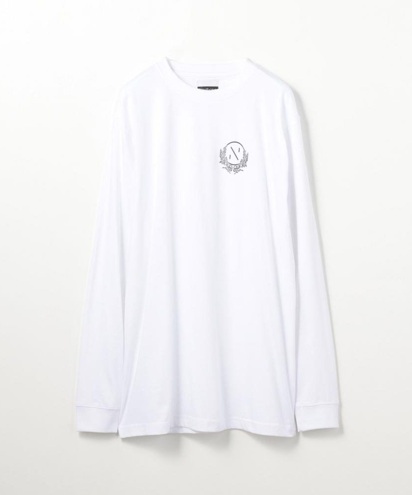NOZBONE long sleeve enpire franc ロングスリーブTシャツ