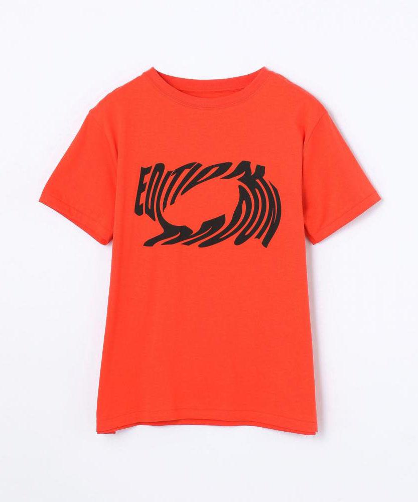 【別注】MOON×upper hights×EDITION プリントTシャツ