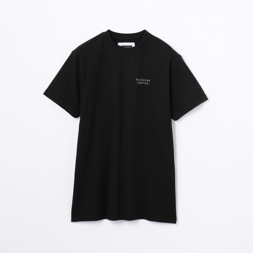 NOZBONE EMPIRE TIMBRE Tee Tシャツ