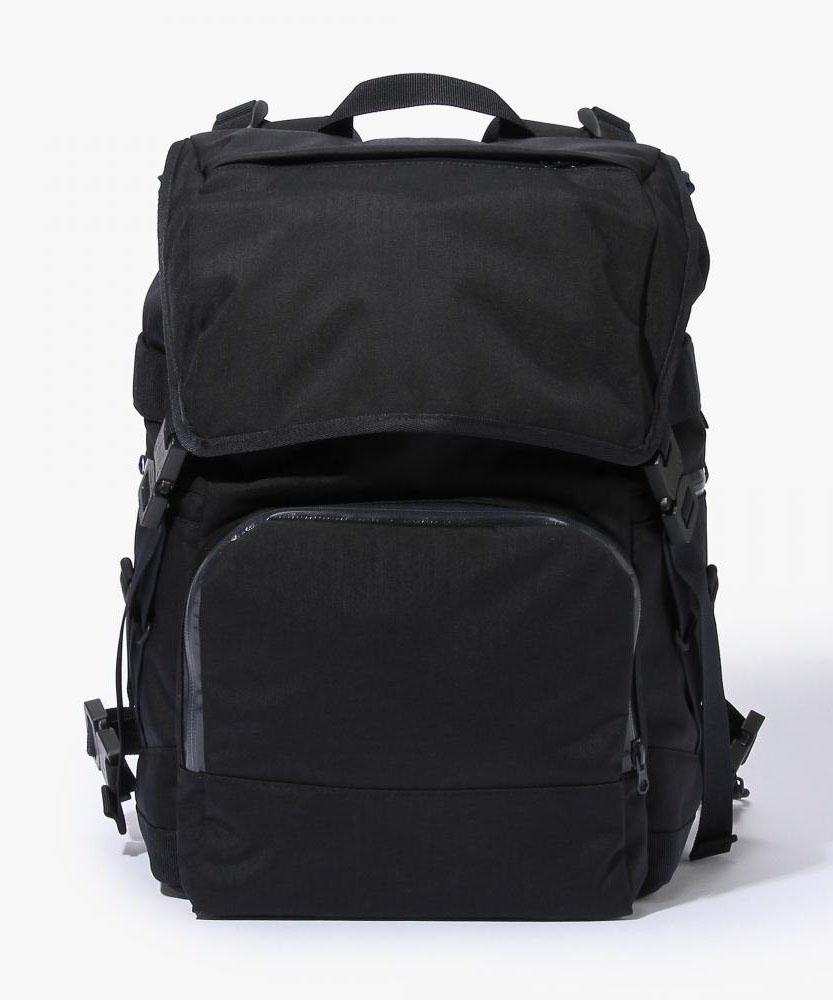 【別注】bagjack×EDITION FRAP BACK PACK PCL フラップバックパック