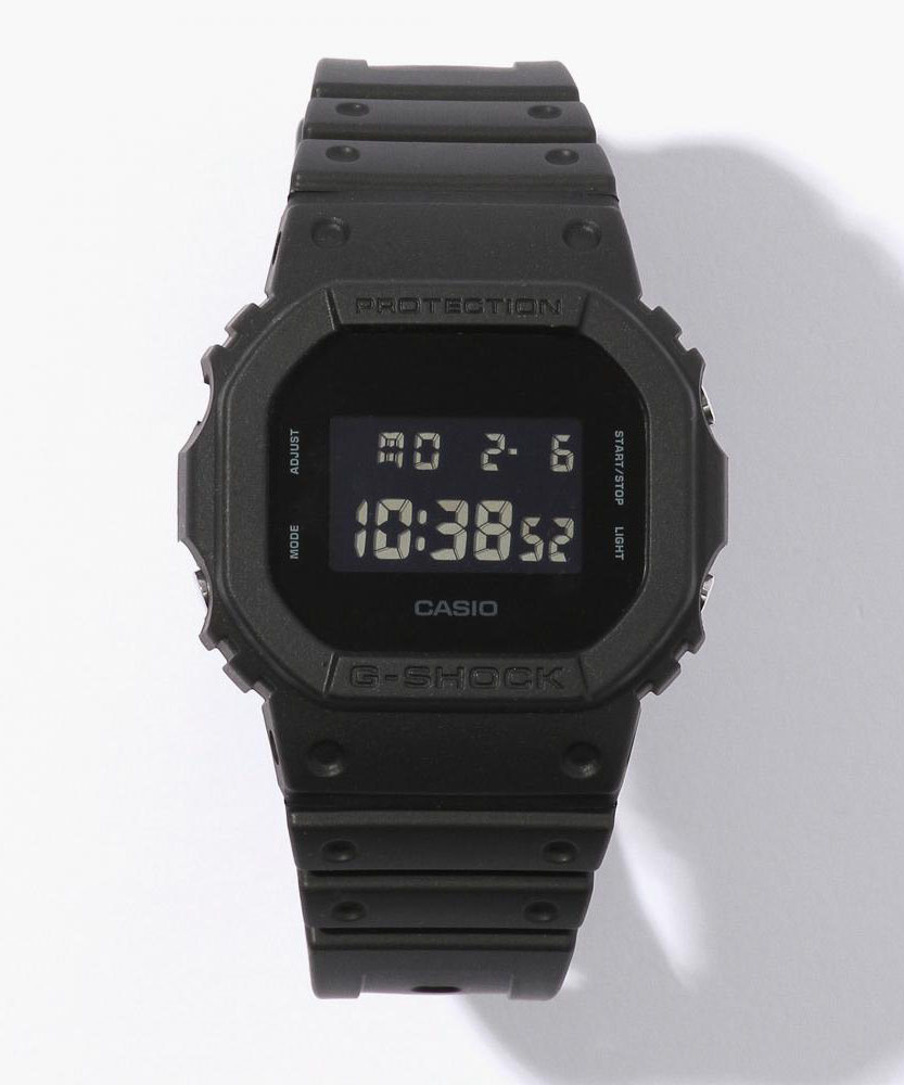 G-SHOCK DW-5600BB-1JF リストウオッチ