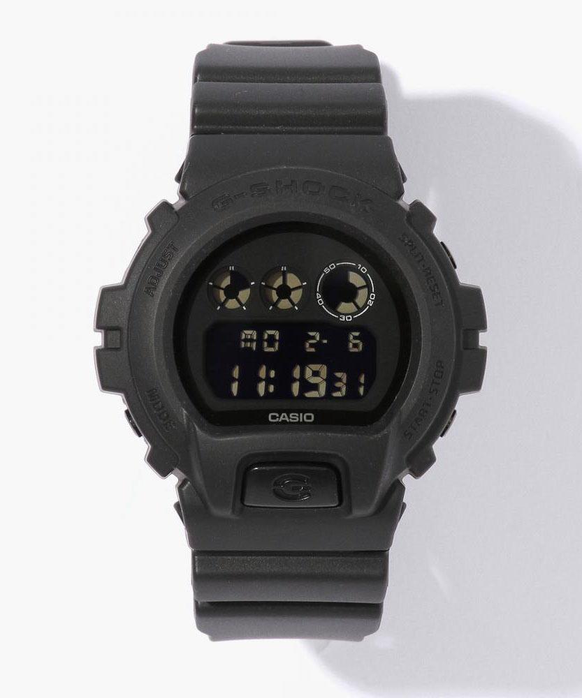 G-SHOCK DW-6900BB-1JF リストウオッチ
