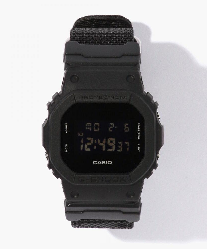 G-SHOCK DW-5600BBN-1JF リストウオッチ