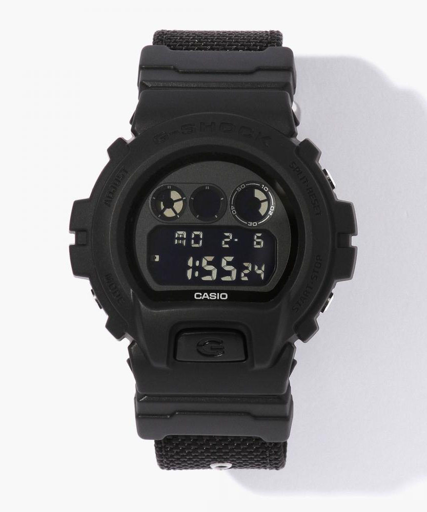 G-SHOCK DW-6900BBN-1JF リストウオッチ