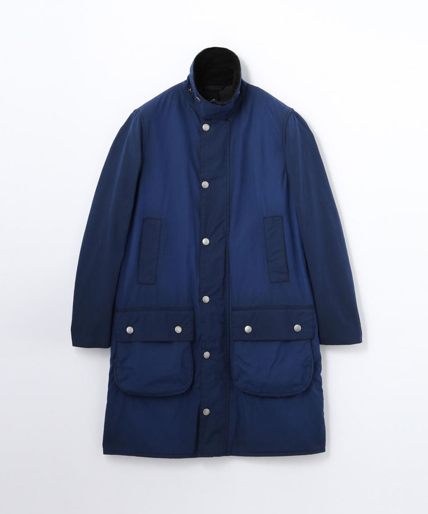 Barbour×BLUE WORK Border SL