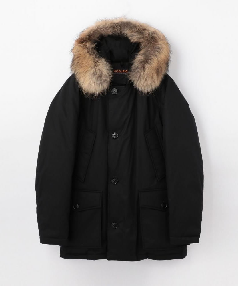【別注】WOOLRICH×TOMORROWLAND NEW ARCTIC PARKA ダウンジャケット