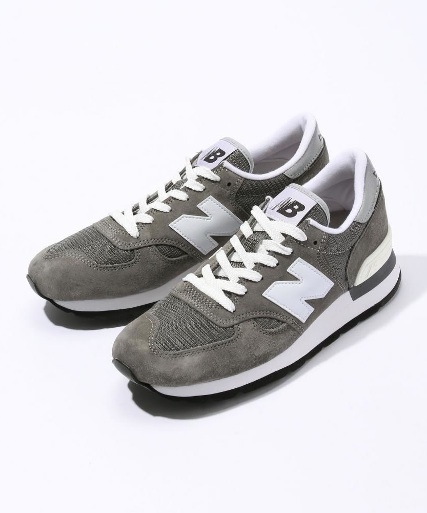 New Balance M990 Made in U.S.A. スニーカー