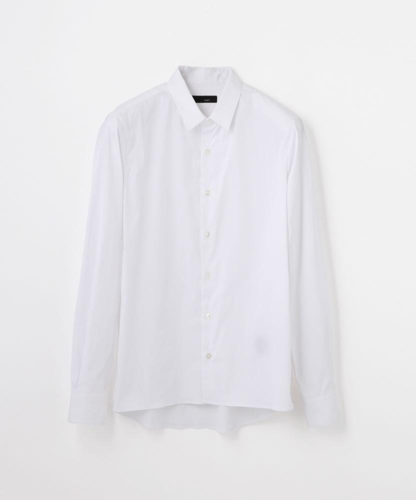 ストレッチブロード レギュラーカラーシャツ [BASIC]