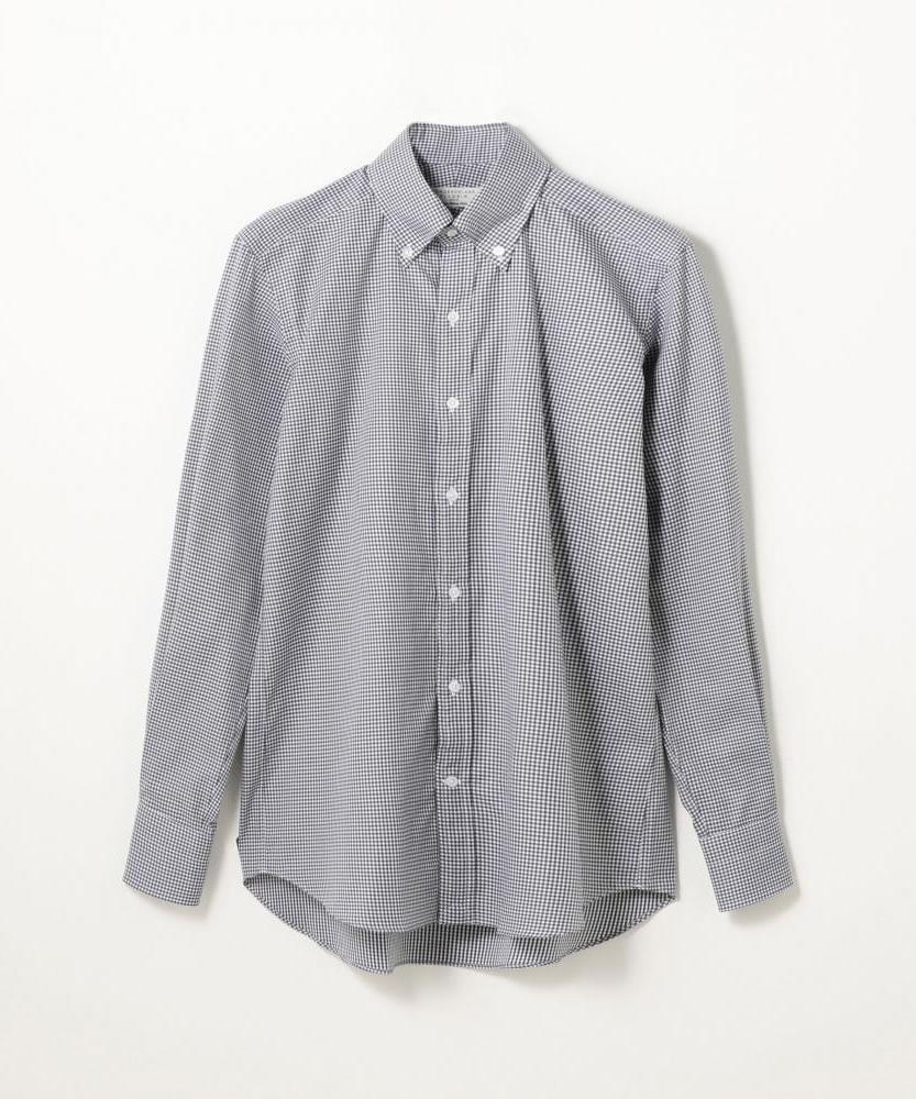 120/2コットンツイル ボタンダウンドレスシャツ NEW BD-4