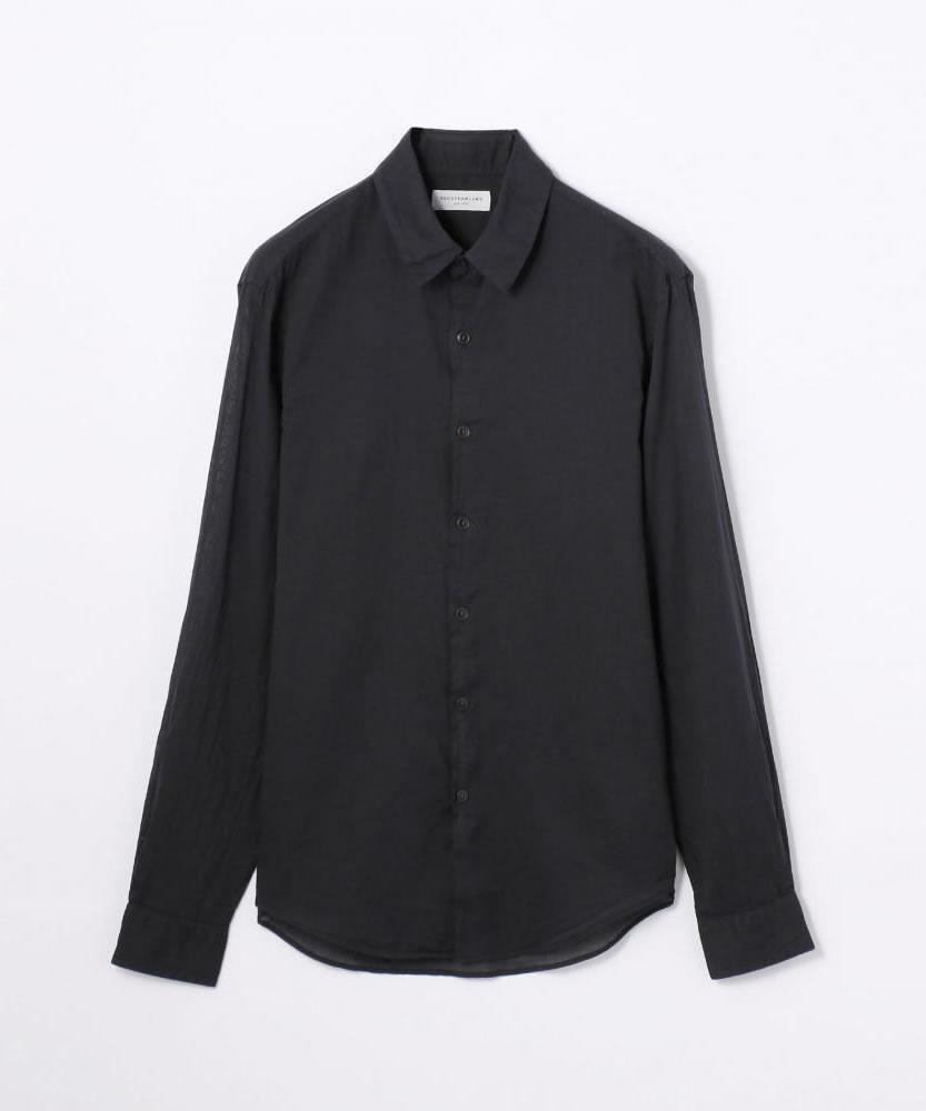 カディコットン レギュラーカラーシャツ