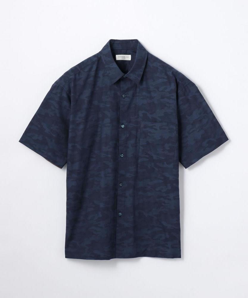 シーリングカモ レギュラーカラーショートスリーブシャツ