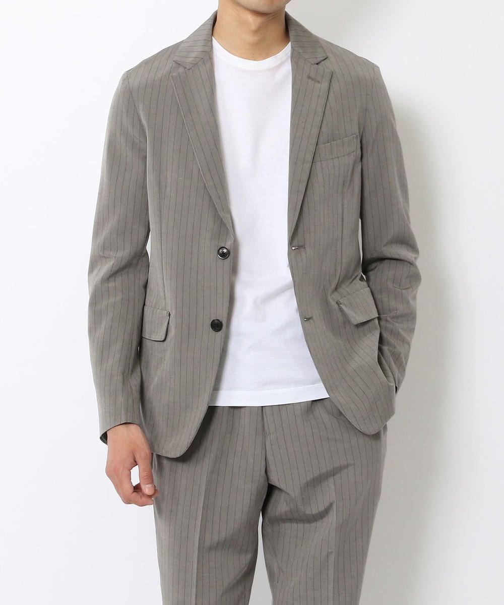 ウールシルクトロピカル テーラードジャケット