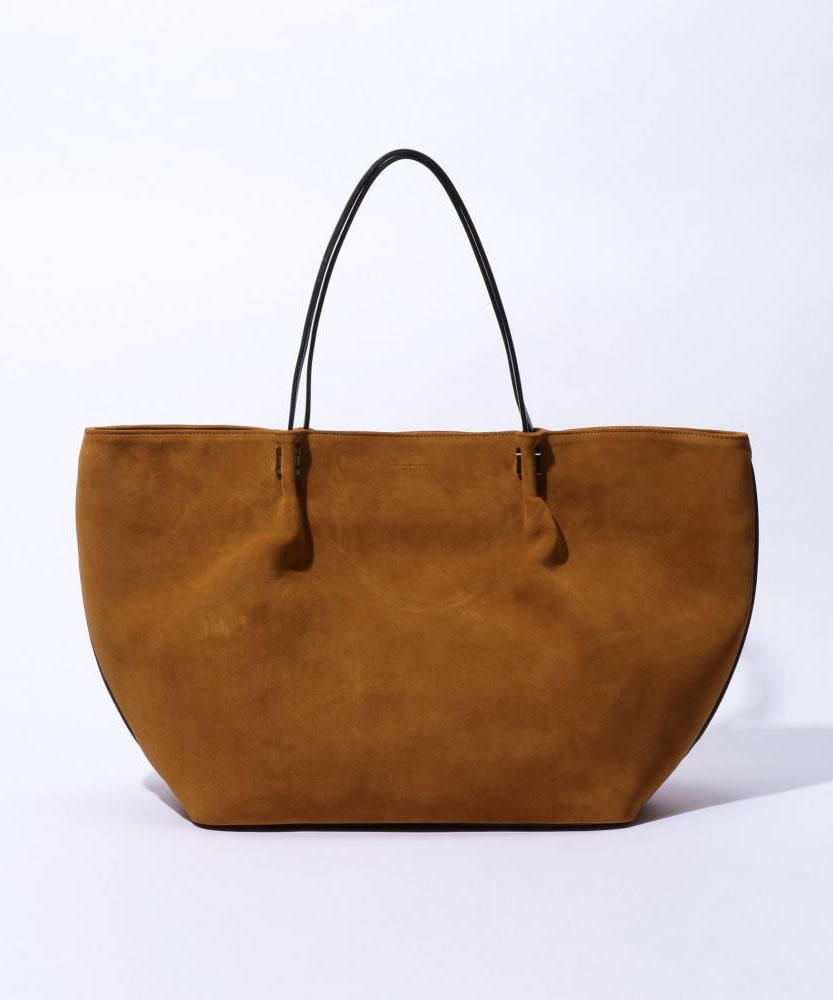 TOMORROWLAND suede / carry bag no.1 トートバッグ