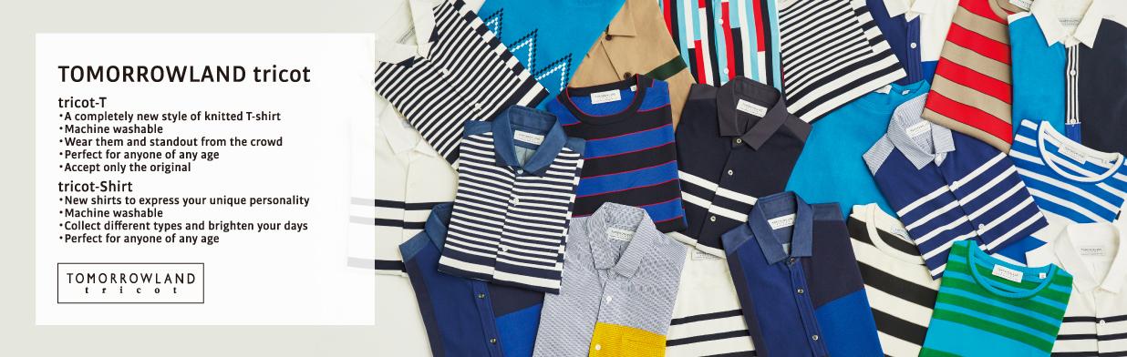 tricot-T・tricot-Shirt