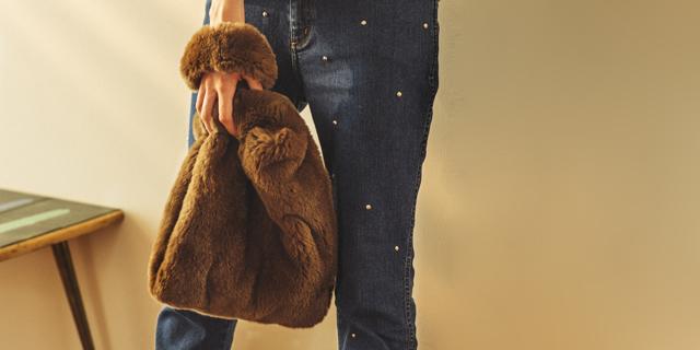 Color Your Fur Bag
