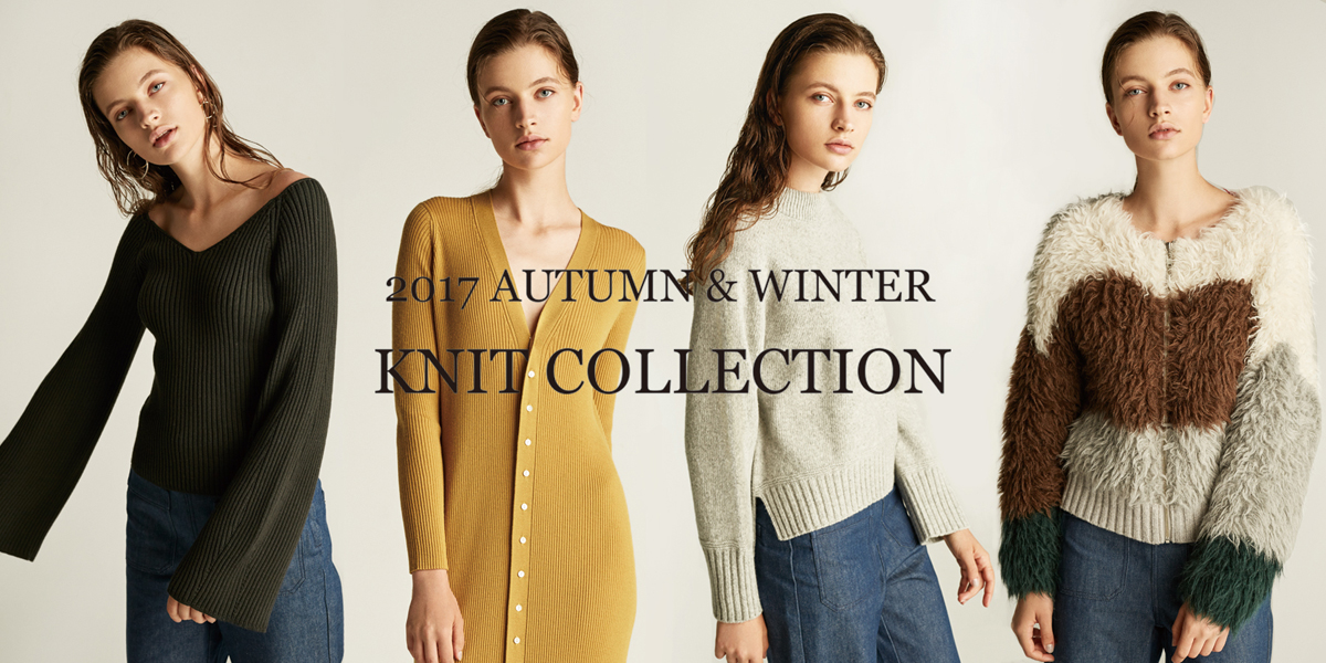 2017-18 KNIT COLLECTION