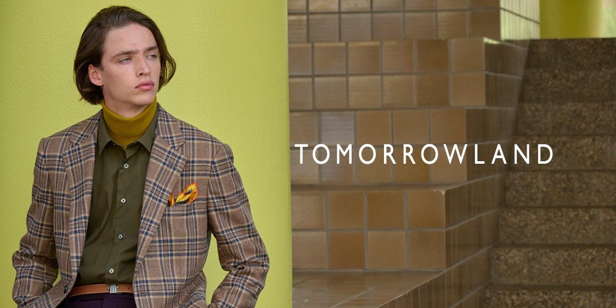 TOMORROWLAND MEN | トゥモローランド メン