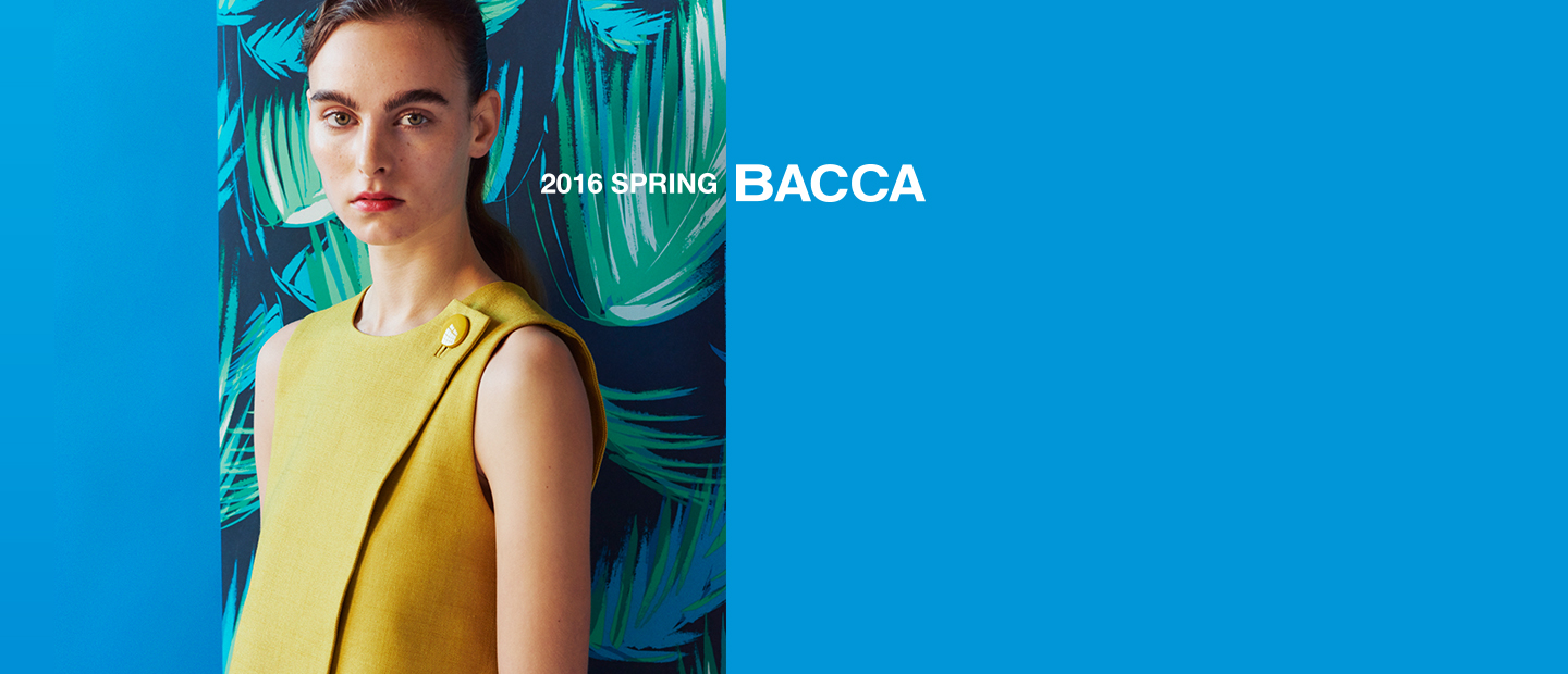 BACCA LOOKBOOK 2016 SPRING